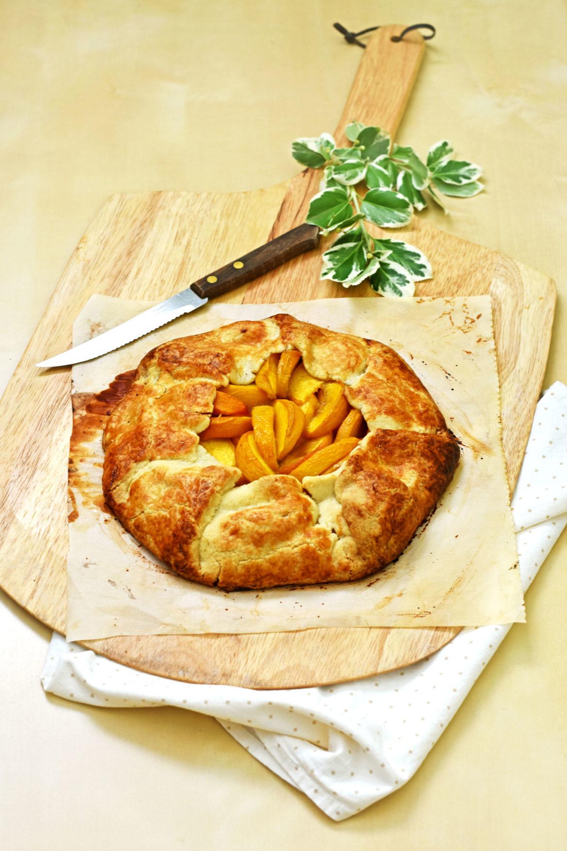 peach galette (4)